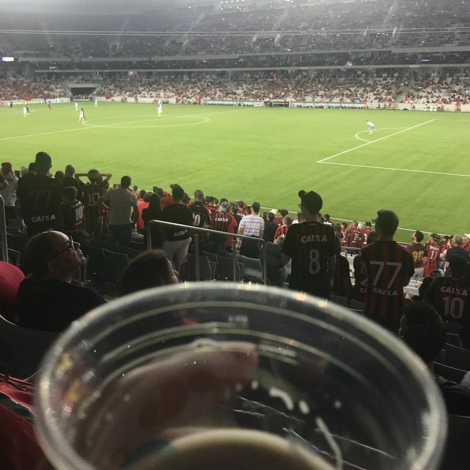 STF libera venda de cerveja nos estádios de futebol do Paraná